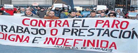 Asamblea de Parados y Paradas de Zaragoza