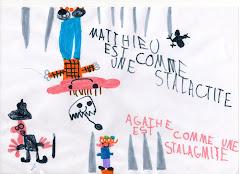 """D'étranges stalagmites"" (janvier 2009)"