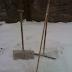 Livet på landet: Snöskottning