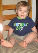Happy 1st Birthday Christopher!