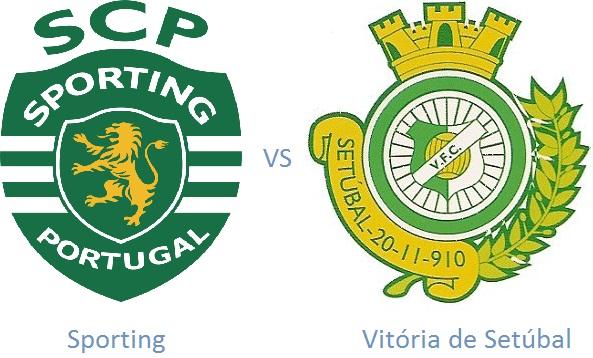 GOLOS e RESUMO: Sporting CP vs Vitória Setúbal – 19h45