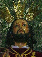 Ntro. Padre Jesús en su Sagrada Oración en el Huerto