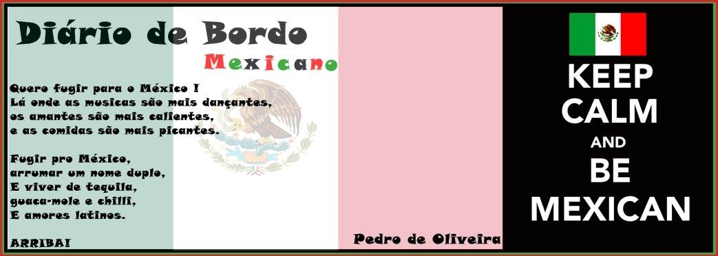 Diário de Bordo Mexicano