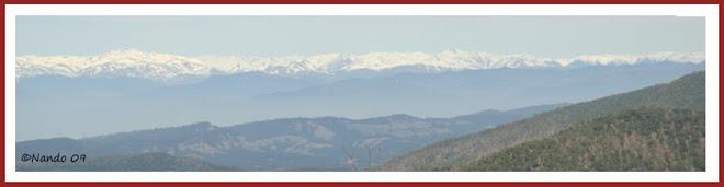 El Pirineu desde l'Erola