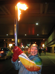 Paralympic Torch Relay, Vancouver 2010