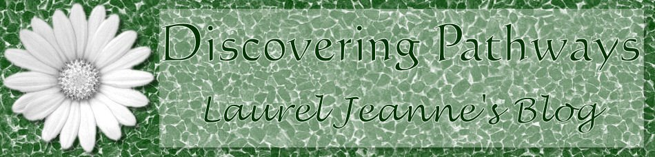 Laurel Jeanne's Blog