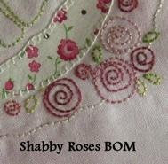 Shabby Roses BOM
