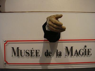 Musée de la Magie
