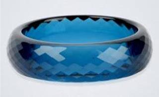 Bracelet en verre Marie-Hélène de Taillac MHT
