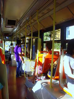 les couleurs du bus