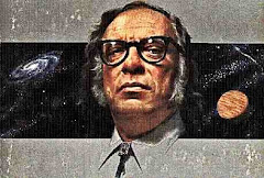 Brooklyn Author Isaac Asimov