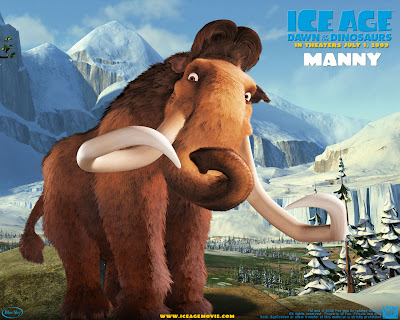 Ice Age 3 Wallpaper 5