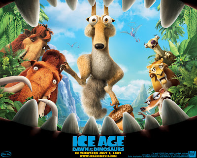 Ice Age 3 Wallpaper 1