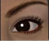 Avatare poze ochi negrii messenger