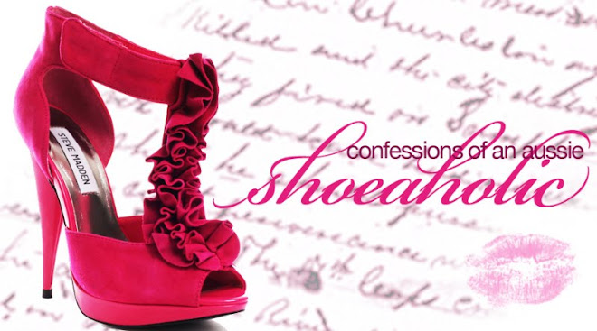 Confessions of an Aussie Shoeaholic