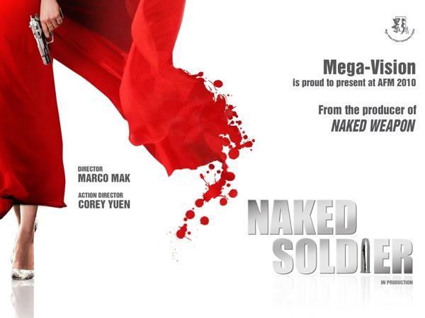 THIS SUMMER: Sammo Hung dan Andy On Bintangi Naked Soldier
