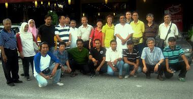 reUniOn staff PASSB 08-01-2011 sabtu