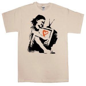 Camisetas Bansky - Serie 2