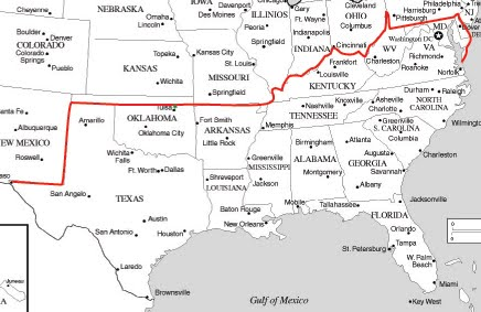 The Good The Bad The Ugly Northern Southern States Truth - States below the mason dixon line