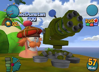 Download Worms 4 Mayhem PC Game