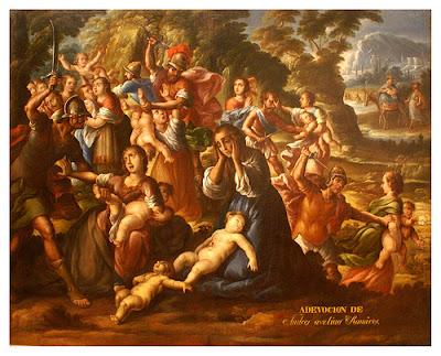 La matanza de los santos inocentes
