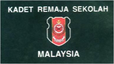 tkrs krs besut logo dan bendera