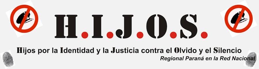 H.I.J.O.S. Regional Paraná