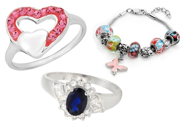 Modnique has just launched a sale on Valentine's Day Jewelry Gifts