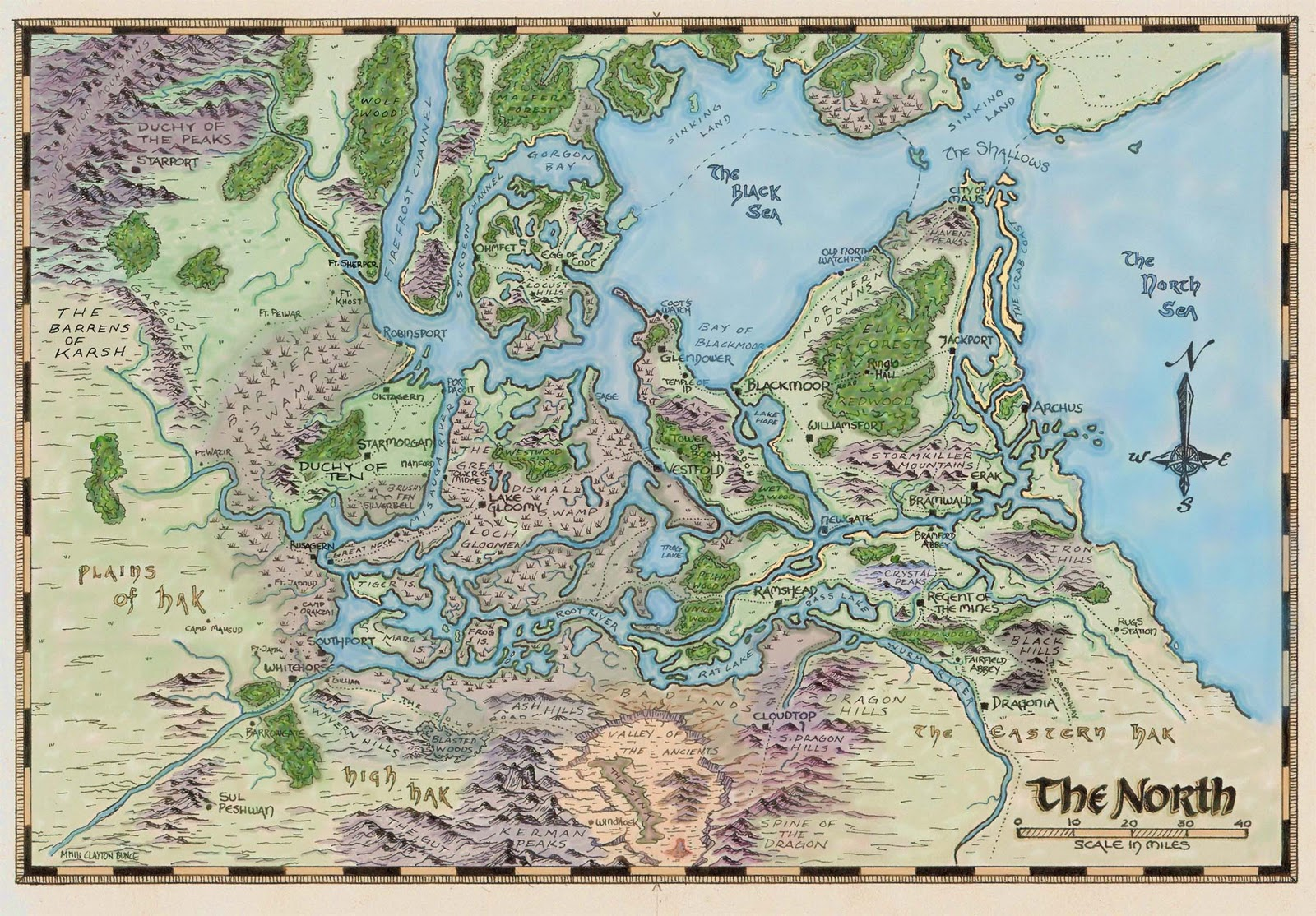 dungeons and dragons 5e open world setting pdf
