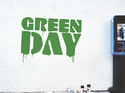 green day wallpapers. Green Day Wallpaper by