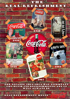 objectives of coca cola company The coca-cola company:  (the coca-cola company's) vision and objectives is conforming to its  and pepsi are reflected in their marketing strategy.