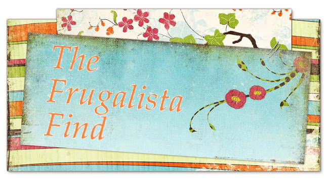 The Frugalista Find