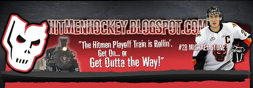 Calgary Hitmen-All Aboard!
