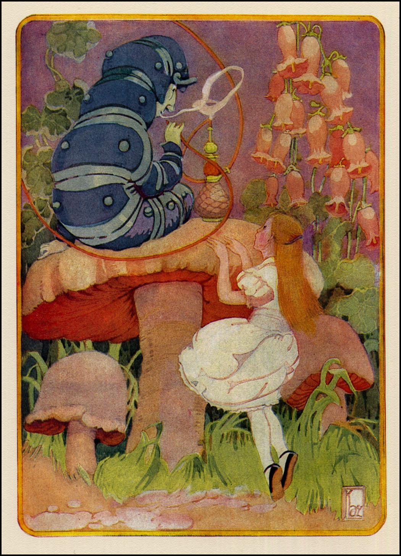 alices adventures in wonderland 1923 peace