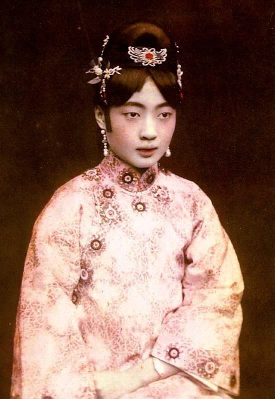 The Mad Monarchist Consort Profile Empress Wan Jung