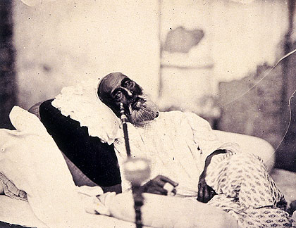 The Mad Monarchist: Monarch Profile: Emperor Bahadur Shah II of India