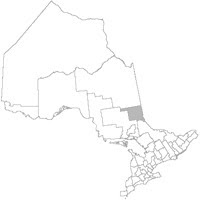 Area of Temiskaming