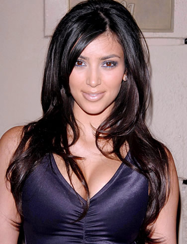 Kardashian  Pictures on Kim Kardashian Hot Celebrity Pictures   Fa Hairstyle  Kim Kardashian