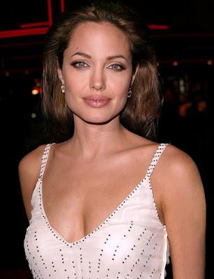Angelina Jolie Top Celebrity