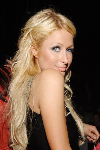 Paris Hilton Beautiful Hair