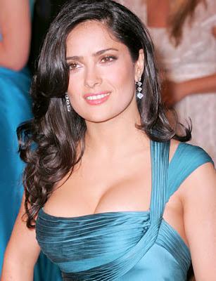 Salma Hayek Top Celebrity