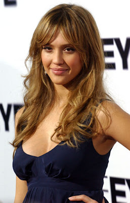 Jessica Alba Beautiful Hair