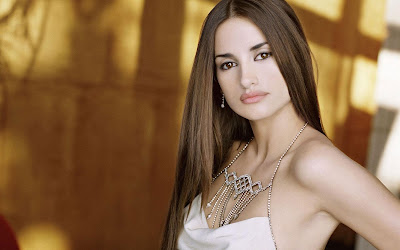Penelope Cruz Beautiful Hair Celebrity