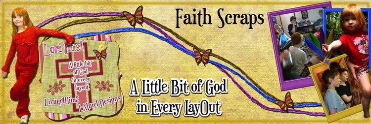 Faith Scraps - Scrapbooking Your Faith