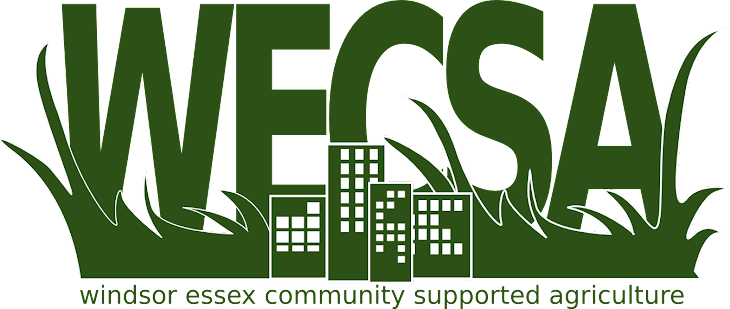 WECSA - Windsor Essex Community Supported Agriculture