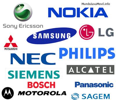 Codigos Secretos para celulares Nokia,Samsung,Sony Ericsson, LG