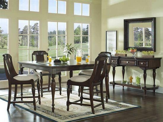 House construction in india design of a dining room sizes for Dining room designs india