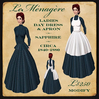 The Victorian Closet: New release: Le Menagere Victorian/Old West ...