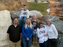 Our family in Utah