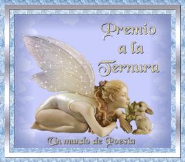 PREMIO A LA TERNURA